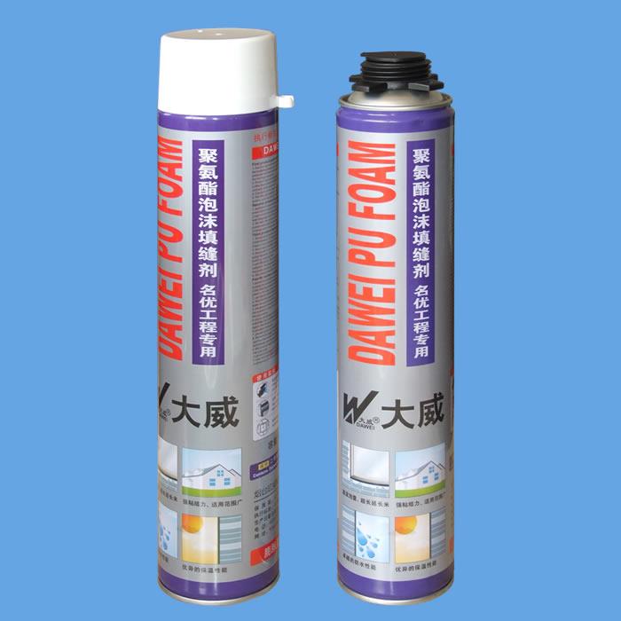 聚氨酯泡沫填缝剂(名优工程专用)